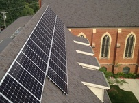 First Lutheran Church Solar - Decorah, IA
