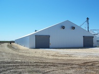 Farmers Mill - South Flat Shed - Protivin IA